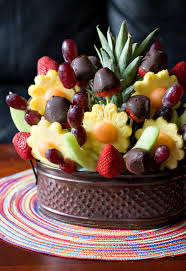 fruit arrangment erica s sweet tooth edible arrangement