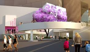 Segerstrom Michael Maltzan Architecture Project Segerstrom Center For The