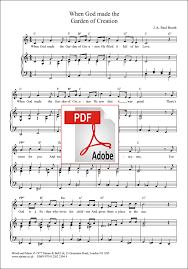 A Place Pdf Individual Songs Stainer Bell
