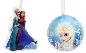 target 2 disney frozen ornaments