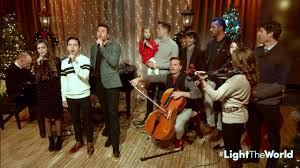 lighttheworld concert with the piano guys and friends