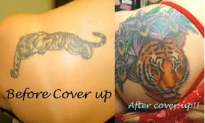 tiger cover up from itattooz
