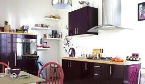 cuisine blanche mur aubergine cuisine blanche mur aubergine cuisine couleur aubergine plus de 23