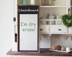 dry erase board etsy