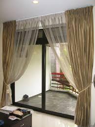 best window treatment for sliding glass doors 18 best glass door curtians images on pinterest sliding glass