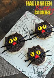 Halloween Kitty by Halloween Kitty Cookies Frugal Mom Eh