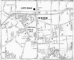 avon ohio map century homes of avon ohio