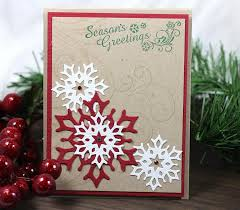 handmade christmas card 3d greeting cards by pabdelegance on