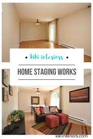 Staging Before And After Home Staging Works Interiorsbykiki Com
