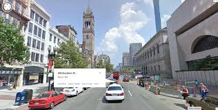 Boston Marathon Route On Google Maps by Satanic Boston Marathon Finish Line Was At 666 Boylston Street