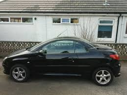 peugeot 206 price peugeot 206 convertible 2003 in southampton hampshire gumtree