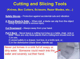 Osha Chair Requirements Hand And Power Tool Safety Ppt Download