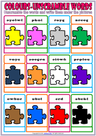 colors esl printable worksheets for kids 2