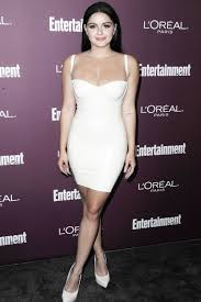 ariel winter attends entertainment weekly pre emmy party leather