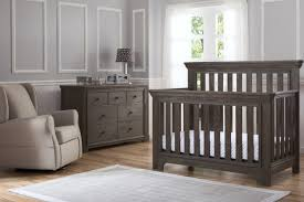 Rustic Convertible Crib Dresser Serta Langley Convertible Crib And Dresser Rustic Grey