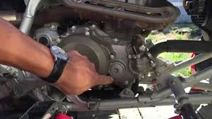 2006 trx 450r how change oil and transmission oil level check