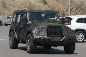 rubicon jeep 2018 2018 jeep wrangler production grille and and led headlights