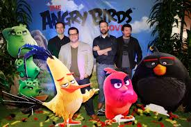 a rundown of the angry birds movie u0027s advanced footage nerdist