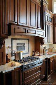 kitchen range design ideas pictures of kitchens traditional wood golden brown