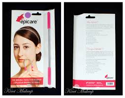 epicare hair remover sponsored review kirei makeup