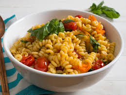 classic pasta salad how to make the best tomato basil pasta salad serious eats