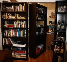 Diy Hidden Bookcase Door Diy Secret Passage Adds Mystery To Your Home