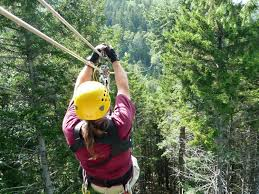 Treetop Canopy Tours by Best Zipline In New England Bretton Woods Canopy Tour