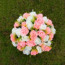 Candle Centerpiece Wedding Popular Flower Candle Centerpiece Buy Cheap Flower Candle