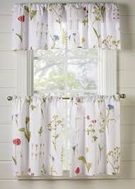 Fancy Kitchen Curtains Floral Kitchen Curtains Kitchen Design