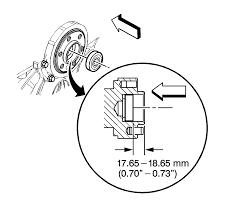 repair instructions clutch pilot bearing installation 2000