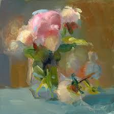 Seeking Painting Seeking Links Christine Lafuente 1 Lafuent Peonies