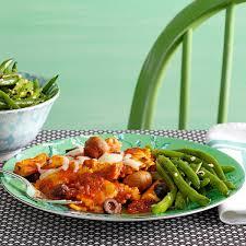 green bean recipes for thanksgiving tender garlic green beans recipe taste of home
