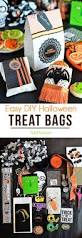 diy halloween treat bags tidymom