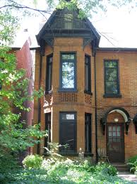 best colors with orange dark grey with orange trim house exterior stone brick collection