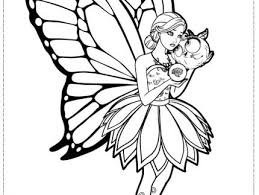 pics photos barbie fairy coloring pages barbie fairy coloring