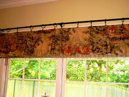 bathroom ravishing window valances ideas for kitchen homemade