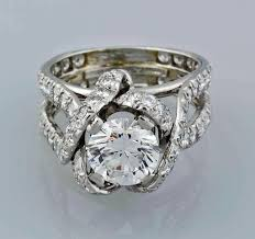 engagement rings on sale antique style diamond engagement ring vintage