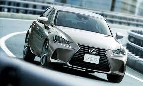lexus es paultan lexus is facelift u2013 minor change goes on sale in japan channel365