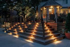 good deck stair lights