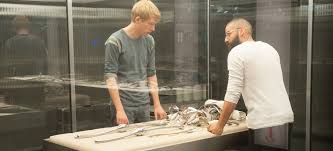 Alicia Vikander Robot Movie by Ex Machina U0027 Director Alex Garland Talks Gender And Artificial