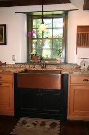 Copper Kitchen Sink Reviews by Copper Kitchen Sinks Kitchen Rustic With Breakfast Bar Butcher