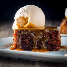 cuisine dessert sticky toffee pudding krumpli