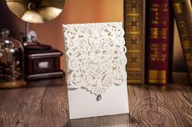 Printing Invitation Cards Laser Cut Wedding Invitations Cards Personalized Hollow Wedding