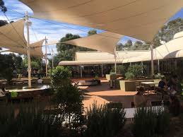 Desert Gardens Hotel Ayers Rock Town Square Area In The Resort Picture Of Desert Gardens Hotel