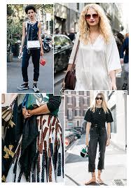 street style at milan fashion week spring summer 2017 vogue paris