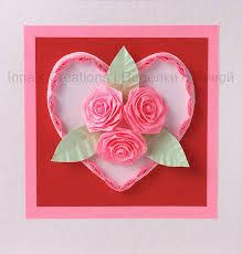 Design For Valentines Card 27 Best Quilling Cards Images On Pinterest Quilling Cards