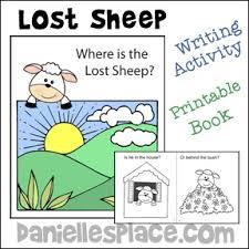 parable lost sheep good shepherd