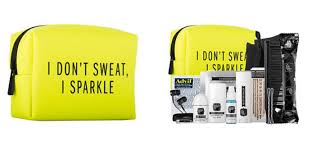 i don t sweat i sparkle i don t sweat i sparkle pinch provisions fitness kit