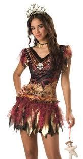 Voodoo Doll Halloween Costume Michelle Serrano A7834277