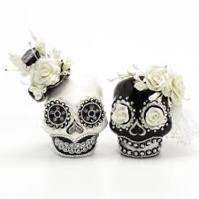 day of the dead cake toppers day of the dead mexican boutique your mexican online store
